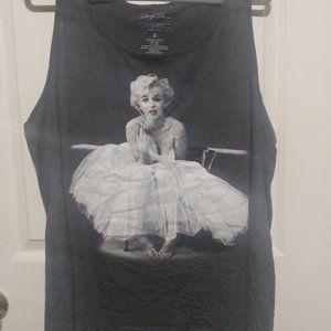 Torrid Marilyn Monroe Ballerina Racerback Tank